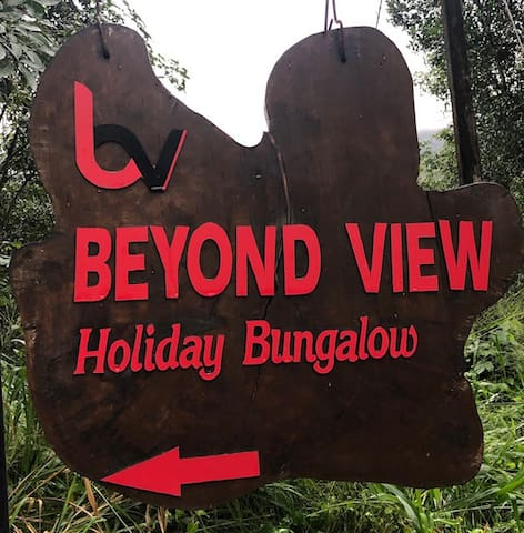 beyond view holliday bunglow