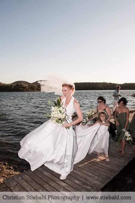 Weddings at Von Bach Dam Resort