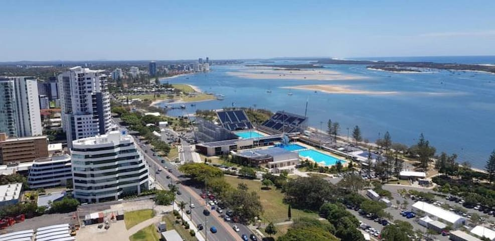 Gold Coast  Southport  Pivotal  point