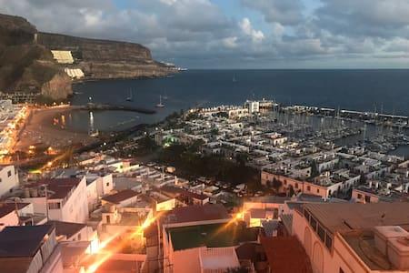 Appartamento a 10 minuti da Puerto de Mogan - Mogán