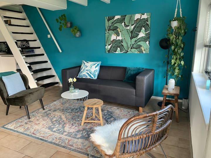Zonne Gezellig Vakantie App Op Terschelling Flats For Rent In Baaiduinen Friesland Netherlands