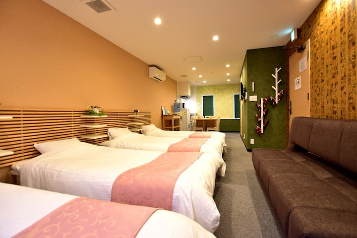 New Guest house in Kyoto! Arashiyama, free wifi!