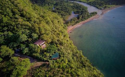 Treehouse Marigot Bay Treetop Eco Apartment