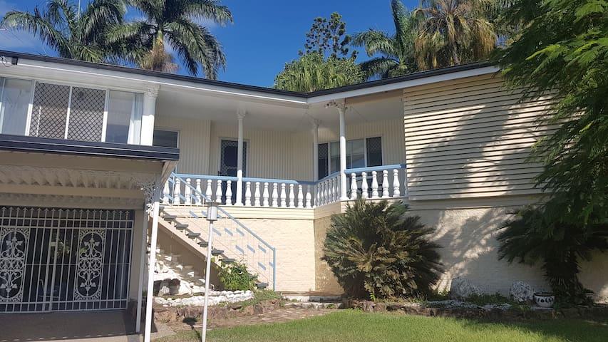 Lennox Street home of the Range