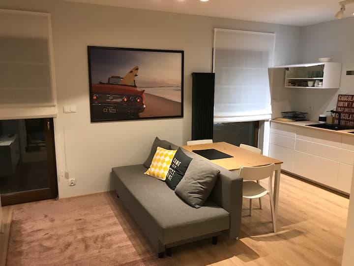 CHOPINA new apartment modern design in centre