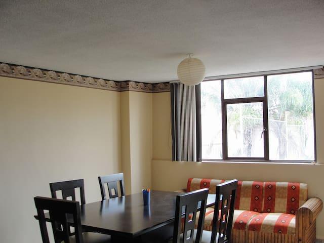 Cozy Room in Downtown #2 - Heroica Puebla de Zaragoza - Lägenhet