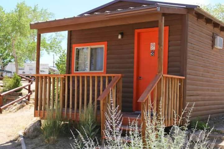 Canyons of Escalante RV Park Cabin 3