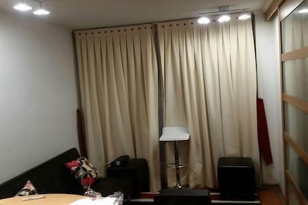 Dpto Cómodo y con gran ubicación - Santiago - Apartamento