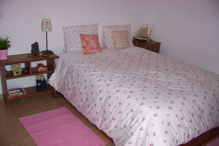 Romantique room, in small APT, great view - Ponte do Rol - Apartemen