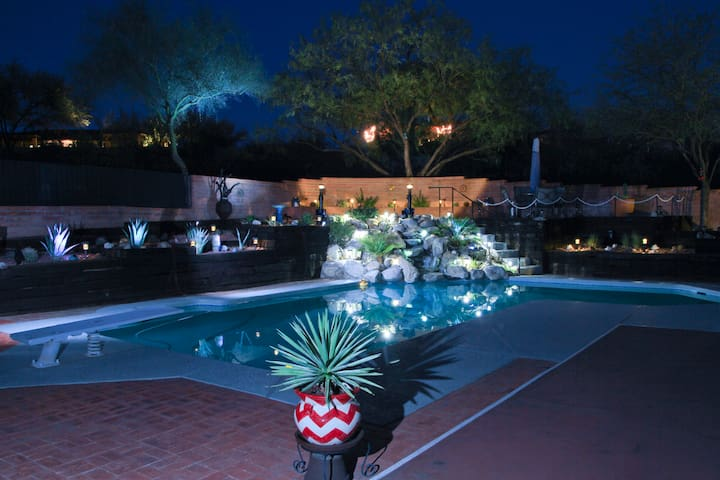 Tucson Paradise in the Catalina Foothills