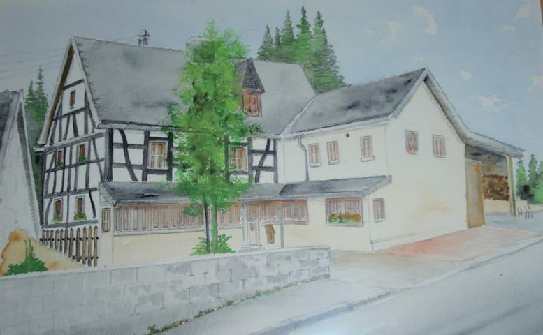 Willkommen auf dem Brumolihof - Hellenthal