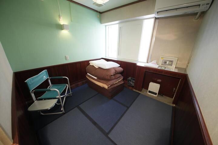 Takayama Station Hostel  EcoJapaneseRoom Single