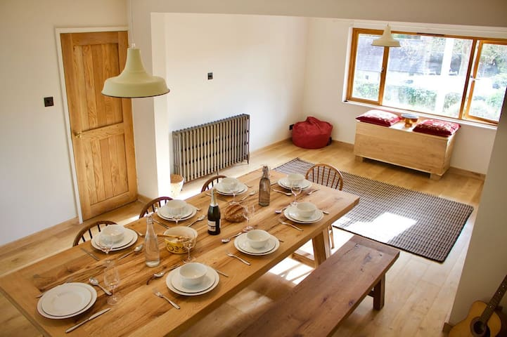 Luxury 4 bedroom cottage in Devon - Dartington - Hus