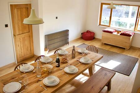 Luxury 4 bedroom cottage in Devon - Dartington