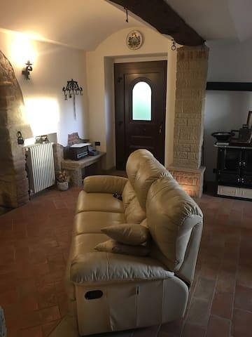 Appartamento RICCARDI in stile rustico ****** - San Marino  - Appartement