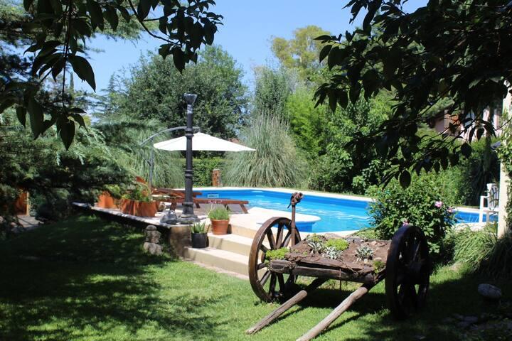La Casita...Villa General Belgrano