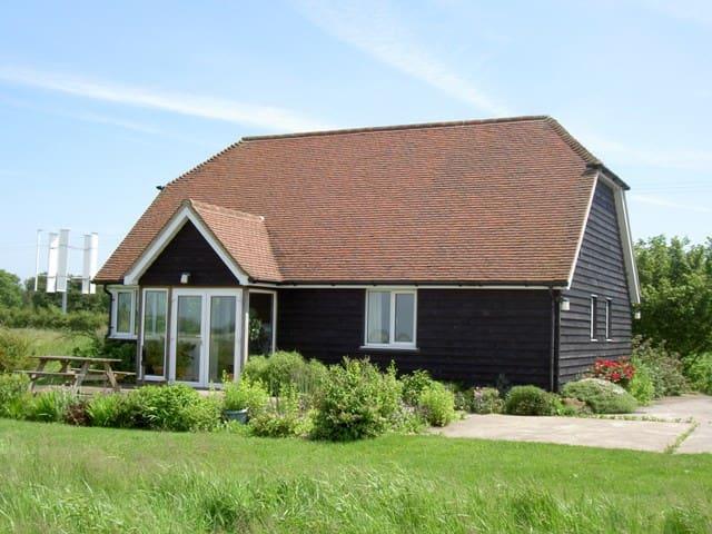 Sunset Lodge - Stelling Minnis - House