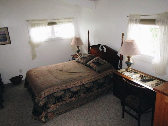 Karras Vacation Rental Top Story Private Apartment