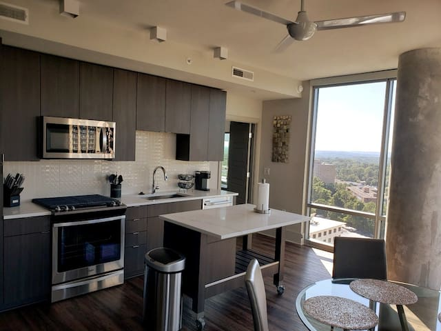 New 2 Bed/2 Bath Luxury Apartment (Buckhead)