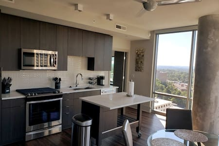 Luxury 2/2 Buckhead Getaway w/ Fantastic Views!!!