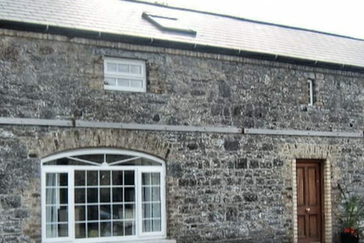 Really big, bright cut stone house in Maynooth