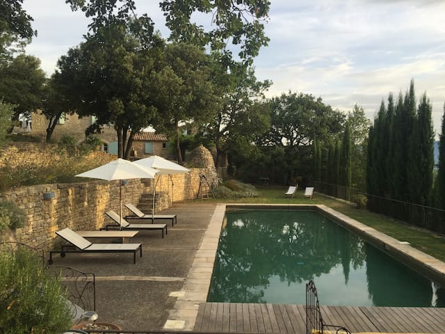 Astonishing domain, Luberon, Heard of Provence