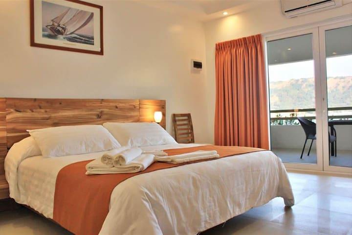 Semi Private/Private Balcony Superior Room