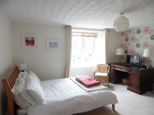 Bedroom 1 with en suite .