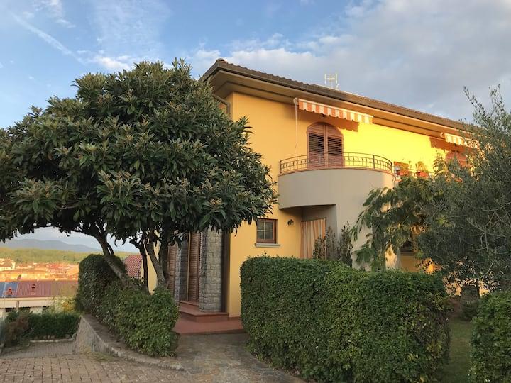Tra Firenze, Arezzo, Siena  alle porte del Chianti