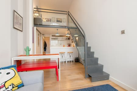 Stay at East London Factory Loft :) - Londres