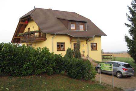 Ferienwohnung Ortlepp Bad Schlema - Bad Schlema - Condominium