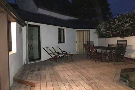 Belle maison à 50m de la plage 8per - Saint-Pierre-Quiberon - House