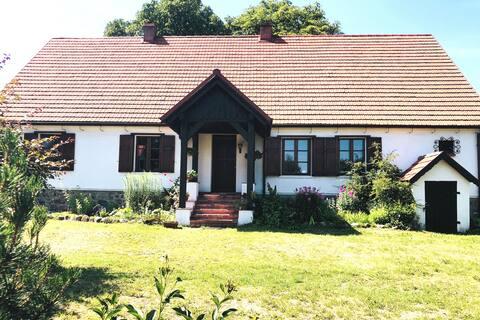 Dom w Borach Tucholskich