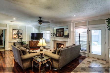 Private & Comfortable Stay - Houston - Casa