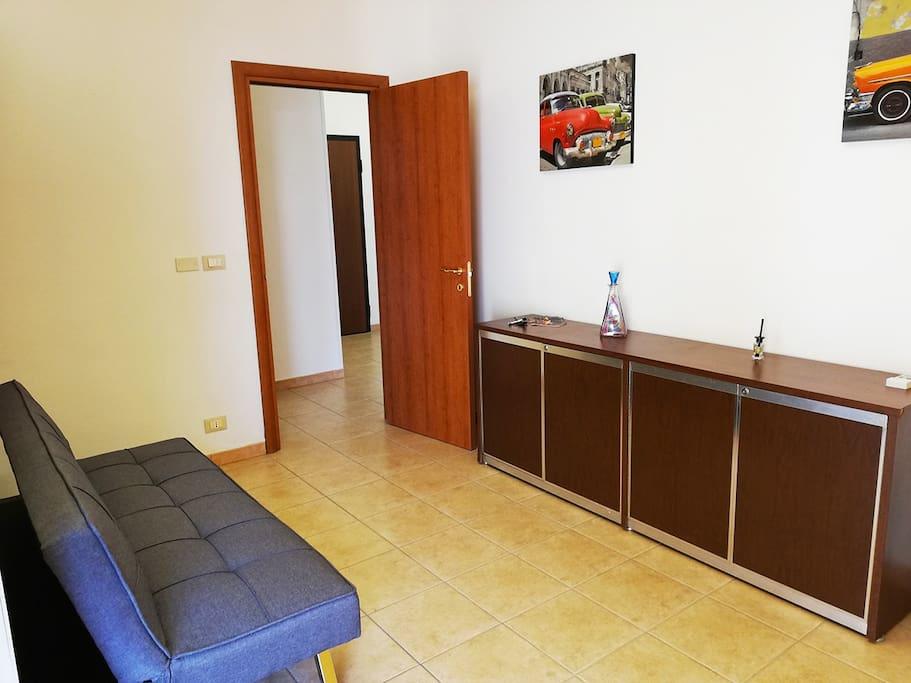 Appartamento Y: Sala relax