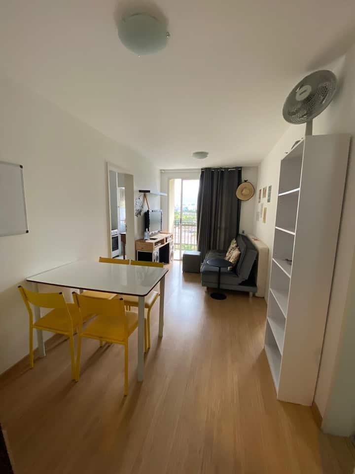 Apartamento próximo ao Allianz Parque