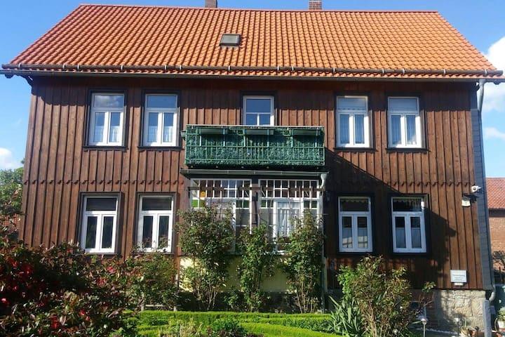 Wohlige Ferienwohnung in Ilsenburg cozy apartment