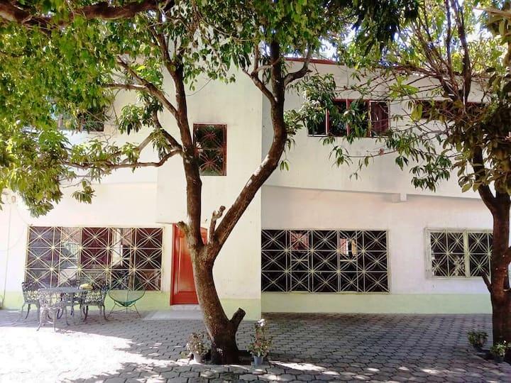Casa de Zeus cerca de Cuernavaca