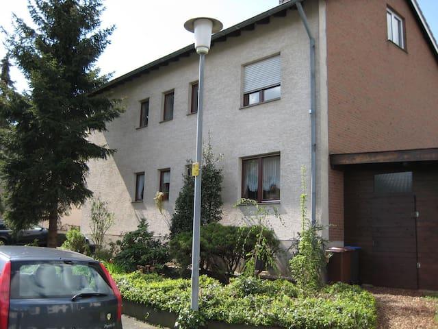 Ruhiges Appartement (ca. 23qm) Nähe Phantasialand - Brühl - Paruh waktu