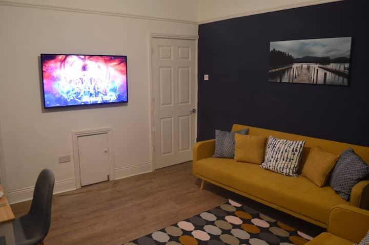 9 bed house (7 Mins) 2 miles from Newcastle centre