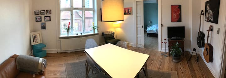 Central apartment, Aarhus City 2014