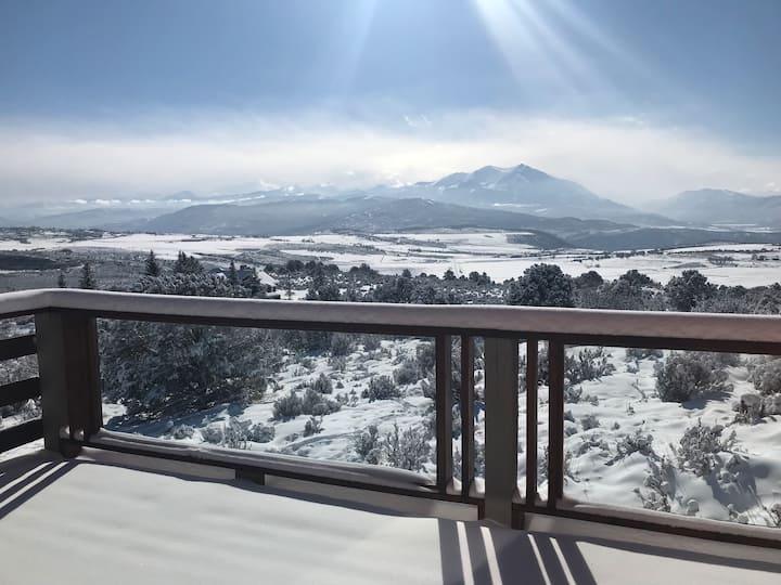Panorama Mountain Abode