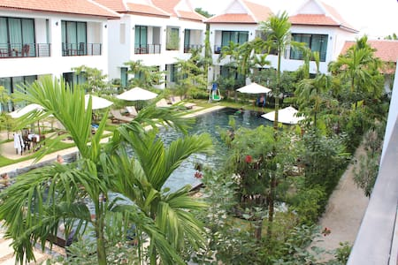 Tanei Resort & Spa Double/Twin +BF+Pick Up+Gym - Krong Siem Reap - Villa