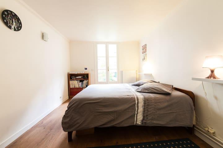 Chambre privée Monge-Mouffetard