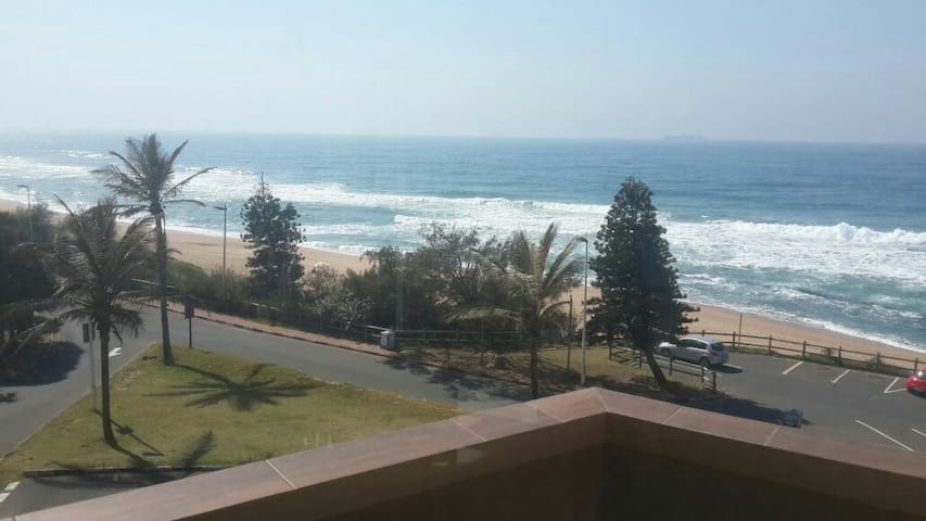 Stunning Sea Views Umdloti Beach apartment