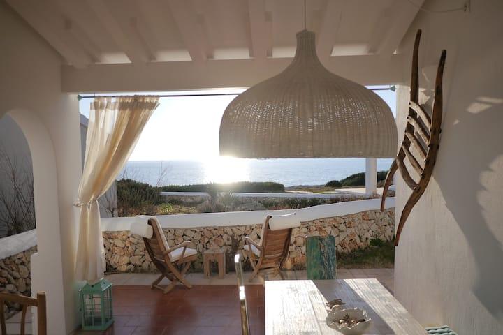 BiniBridge - Casa frente al Mar en Binibeca Vell