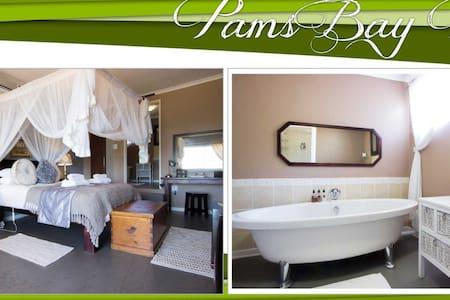 Pams Bay - Gariepdam - Bed & Breakfast