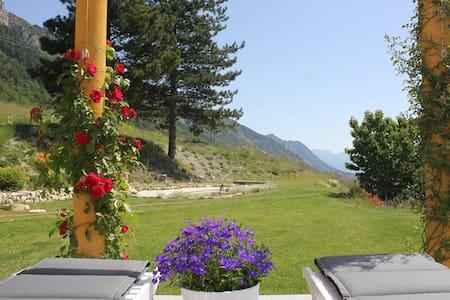 Chambre (s) à la montagne - Le Mas