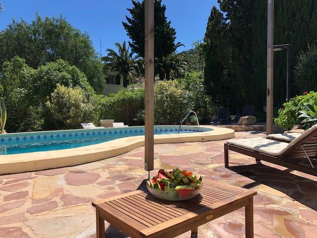 Casa Tramuntana, freistehendes Haus Meerblick Pool