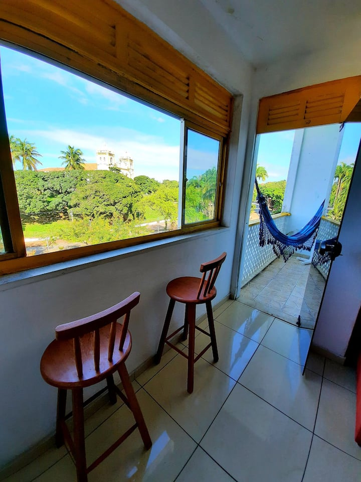 Come and stay in the best view of Olinda